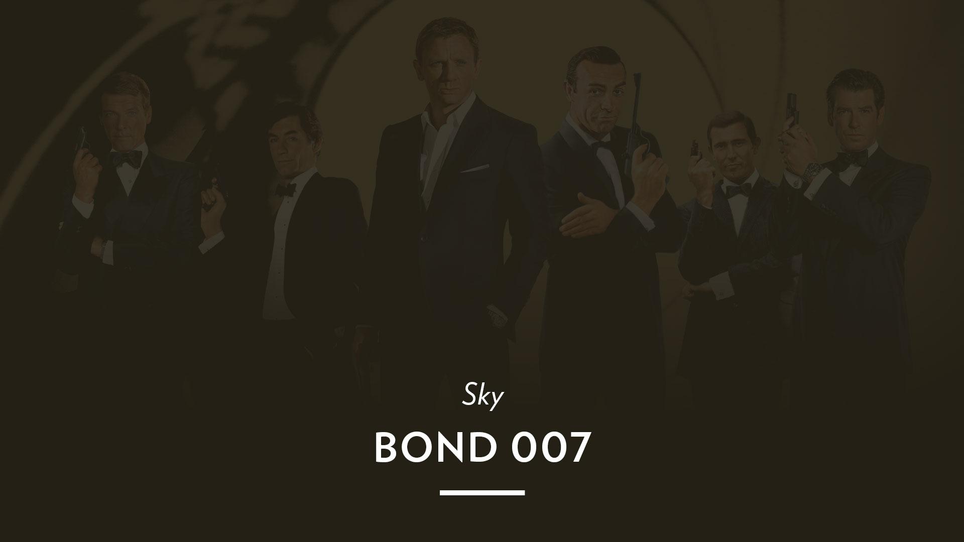 Sky- Bond 007